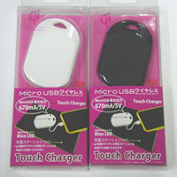 Qiストラップ(Touch Charger)